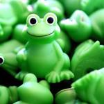 La metafora della rana bollita