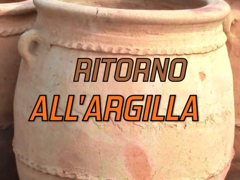 IMMAGINE RITORNO ALL'ARGILLA