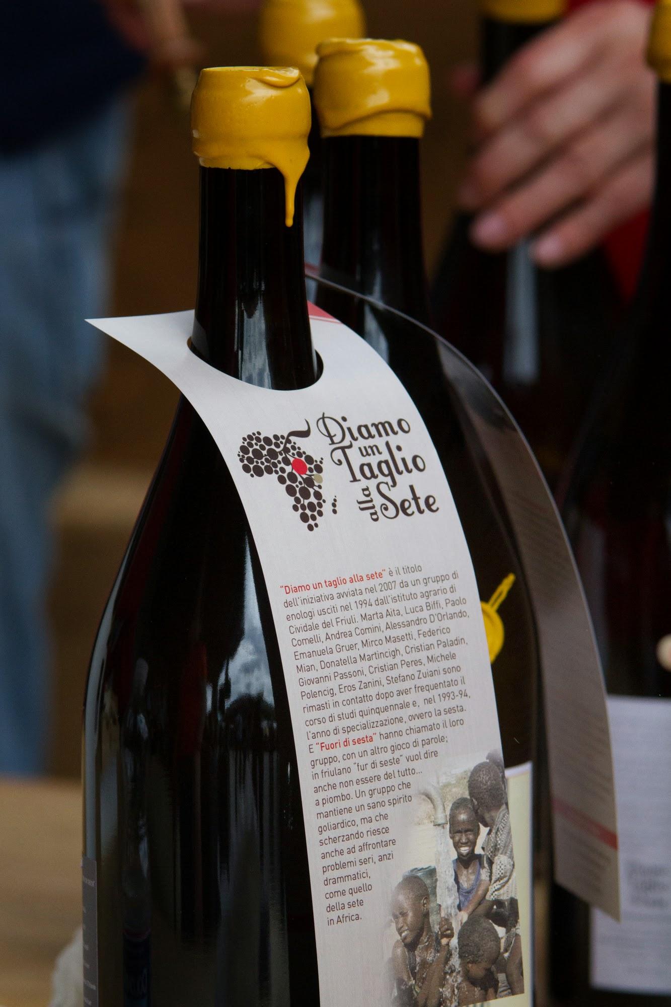 Vinae - Diamo un taglio alla sete 2014. Foto di Lorenzo Burello. da www.diamountaglioallasete.org